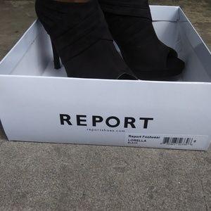 Open toe heels